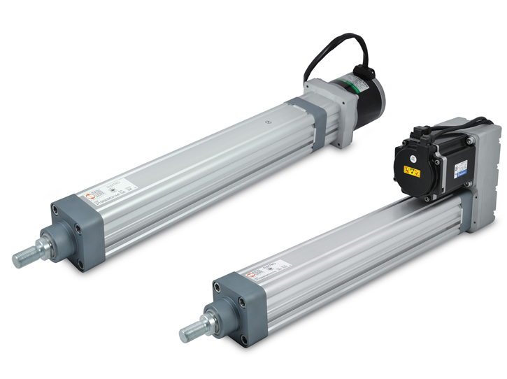 ISO 15552 ELECTRIC CYLINDERS SERIE ELEKTRO